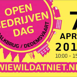 Open Bedrijvendag Dedemsvaart